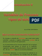 Variables de Procesos