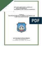 3. SK Tim Pengembang Kurikulum 2017 - 2018