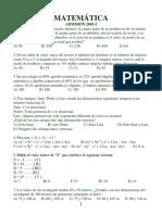 Matematica201-I 2009 TUMBES