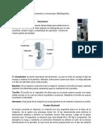 Durometro y Microscopio