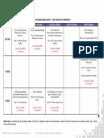 Grade de Horários PPGD 2018.1