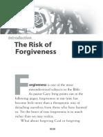 The Risk of Forgivenessssssssss Penting