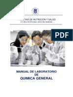 Nº Oo1 Guia de Quimica de Medicina
