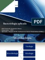 Bacteriologia aplicada