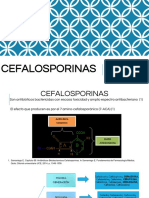Cefalosporinas Final