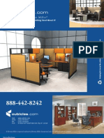 Refurbished (Re-Manufactured) Cubicles by Cubicles.com