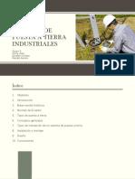 Sistemas de Puesta a Tierra Industriales Grupo 5 Chica Gordillo Ñacato (1)