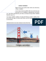 Cargas Variables