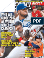 Baseball Digest September-October 2017
