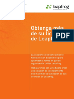 Licenciamiento de Leapfrog Feb 2015