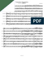 Terpsichore~Spagnoletta~-スコアとパート