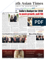 Vol.10 Issue 40 February 10-16, 2018