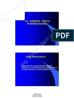 Compra y Venta Internacional