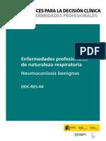 DDC RES-04 ENFERMEDAD SIDEROSIS