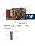 Computer Motherboard and Its Constituent Components