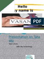 tatasky-090811103116-phpapp02