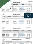 Comités de PMF - Cuarto Grado - 2018