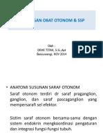 GOLONGAN OBAT OTONOM