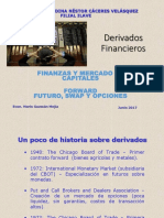 Derivados Financieros FORWARD