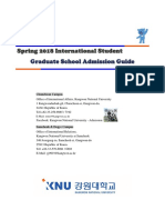 Kangwon Graduate
