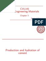 Cvl 141 Lecture 03