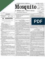 El Mosquito 677 - 26.12.1875