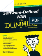CloudGenix Software Defined WAN for Dummies 1