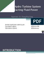 Design_of_Hydro_Turbine_System
