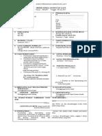 Draf Kontrak TC