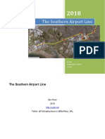 The Southern Airport Line February 17