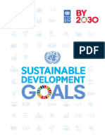 The Sustainable Development Goals targets and indicators