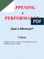 Happening e Performance