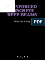 Reinforced Concrete Deep Beams - Prof. F.K