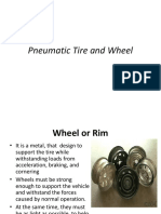 2 Tire and Wheel