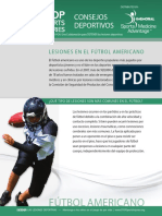 Orthopedic Services Football Sp