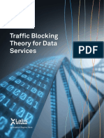 White Paper for the Traffic Blocking Theory for Data Services En