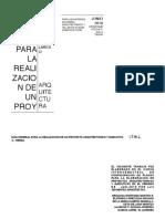 Guía de planos arquitectónicos