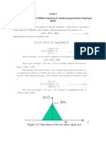 Properties of Hilbert Transform Canon