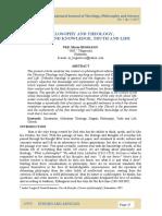 No.1 Vol.1, 2017, IJTPS, Bugiulescu, Philosophy and Theology.pdf