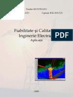 Fiabilitate si Calitate in Inginerie Electrica - Aplicatii.pdf
