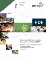Construction Environmental Management Plan_Example