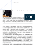 Robert Kurz - Dopage de l'Économie
