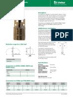 Littelfuse ProtectionRelays A0220 Datasheet