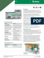Littelfuse ProtectionRelays AF0500 Datasheet