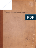 Draping and Dress Design - 1935