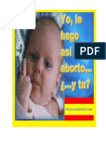 Trabajo Sobre El Aborto