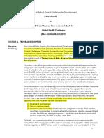 Baa-globalhealth-2017 Rd 8 Slb Addendum 2 Scale and Sustainability