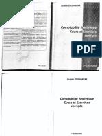 Comptabilité Analytique Brahim Idelhakkar 2008