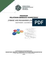 Dynamic Web Programmer 200 JP