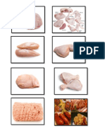 Market Forms of Poultry